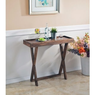 Bowman Wood Console Table