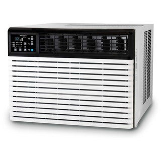 SoleusAir Energy Star 18,300-BTU 230V Window-mounted Air Conditioner with LCD Remote Control