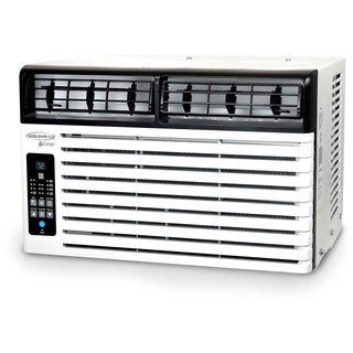 SoleusAir White Energy Star Window-mounted Remote Control Air Conditioner