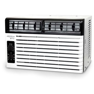 SoleusAir 5,400-BTU 115-volt Window-mounted Air Conditioner with Mechanical Controls