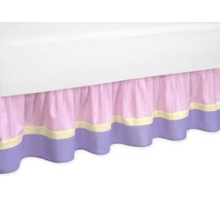 Sweet Jojo Designs Pretty Pony Toddler Bedskirt