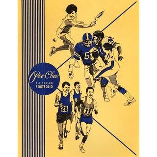 MeadWestvaco 33022 Color Talk Peechee® Folder
