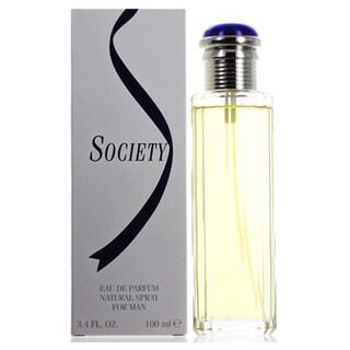 Society 3.4-ounce Eau de Parfum Spray