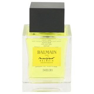 Pierre Balmain Monsieur Balmain Men's 3.3-ounce Eau de Toilette Spray (Tester)