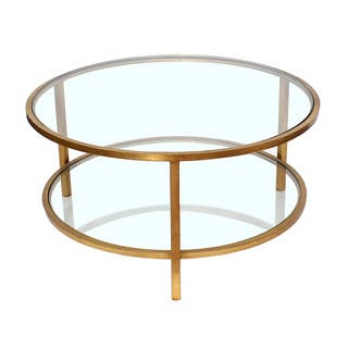Teton Home Double-Layered Coffee Table - Af-119 https://ak1.ostkcdn.com/images/products/12886056/P19645009.jpg?impolicy=medium