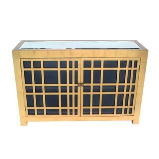 Teton Home Rustic Gold Lattice Cabinet - Af-117 https://ak1.ostkcdn.com/images/products/12886058/P19645011.jpg?impolicy=medium
