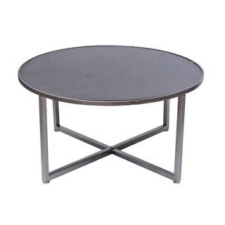 Teton Home Minimalist Round Tea Table - Af-115