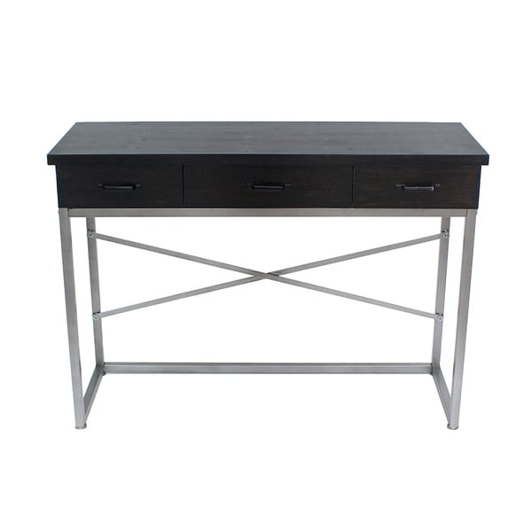 Teton Home 3 Drawer Console Table - Af-112 - N/A