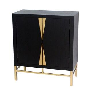Teton Home 2 Door Storage Cabinet - Af-111