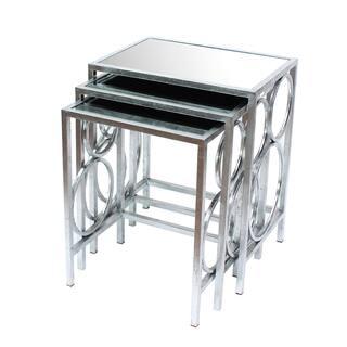 Teton Home 3 Piece Nesting Table Set - Af-107 https://ak1.ostkcdn.com/images/products/12886070/P19645021.jpg?impolicy=medium
