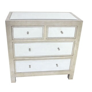 4 Drawers Wood Cabinet