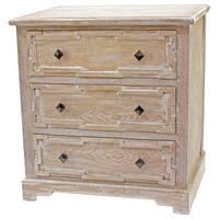 Teton Home Wood Cabinet