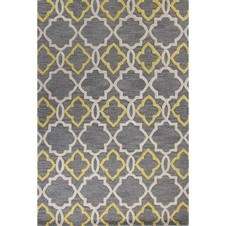 Kathryn Multicolored Wool Tufted Area Rug (5' X 7'6) - 5' x 7'6""