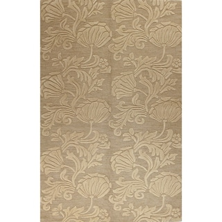 """Claire Tufted Wool Area Rug (5' x 7'6) - 5' x 7'6"""""""