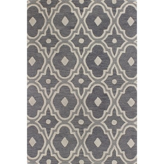 Amanda Tufted Wool Area Rug (7' x 9')