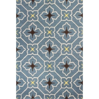 Alexandra Wool Tufted Area Rug (8' x 11')