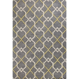Katherine Tufted Wool Area Rug (7' x 9')