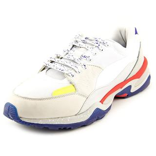 Alexander McQueen By Puma Men's 'MCQ Tech Runner Lo' Multicolored Mesh Athletic Shoes
