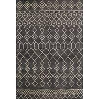 Skylar Tufted Wool Area Rug - 4' x 6'