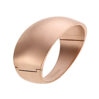 Calvin Klein Billow Women's Rose Gold PVD-coated Stainless Steel Fashion Bracelet