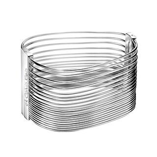 Calvin Klein Women's 'Form' Stainless Steel Fashion Bracelet