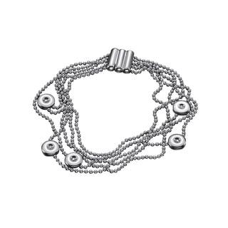 Calvin Klein Precious Stainless Steel Women's Fashion Bracelet