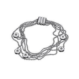 Calvin Klein Precious Stainless Steel Women's Fashion Bracelet