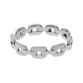 Calvin Klein Treasure Stainless Steel Women's Fashion Bracelet