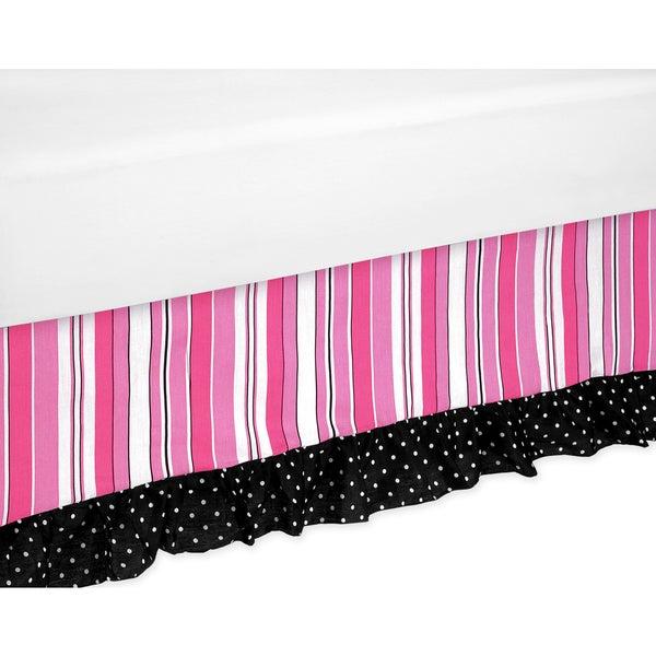 Sweet Jojo Designs Madison Toddler Bedskirt