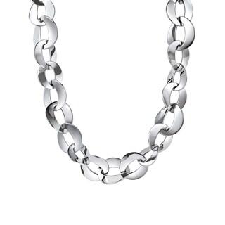 Calvin Klein Pleasant Stainless Steel Women's Fashion Necklace
