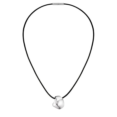 Calvin Klein Sensual Stainless Steel Corded Women's Fashion Necklace