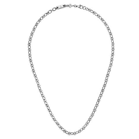 Calvin Klein Women's 'Wish' Beaded Stainless Steel Fashion Necklace