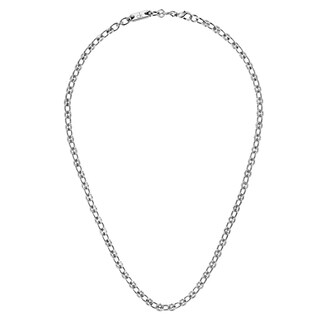 Calvin Klein Women's 'Wish' Beaded Stainless Steel Fashion Necklace