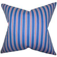 Corliss Stripes Euro Sham Blue