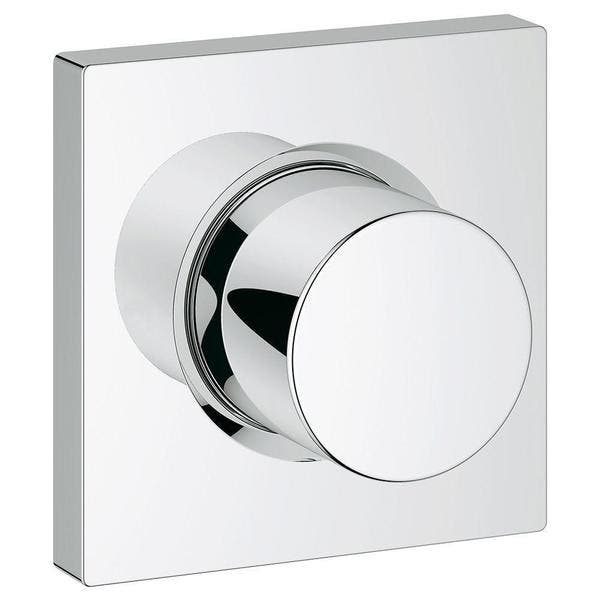 Grohe Grohtherm F Single Volume Control Trim Kit Overstock 12887051