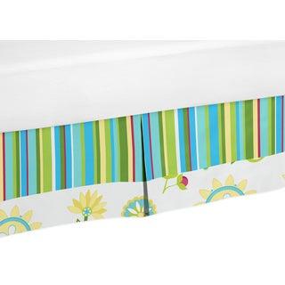 Sweet Jojo Designs Layla Toddler Bedskirt