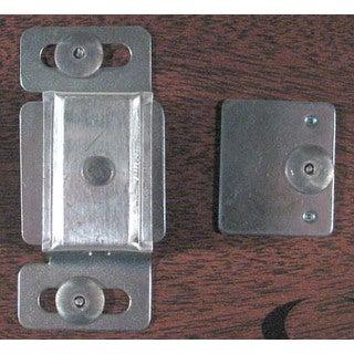 Ultra Hardware 13498 Double Magnetic Catch w/ Strike