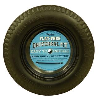 Marathon Industries 00210 Universal Fit Flat Free Hand Truck Tire