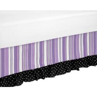 Sweet Jojo Designs Kaylee Toddler Bed Skirt