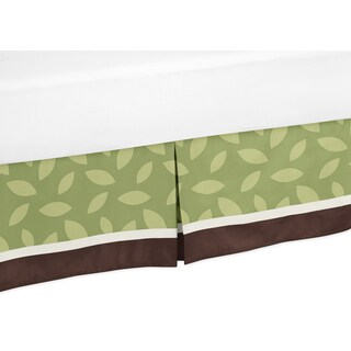 Sweet Jojo Designs Jungle Time Toddler Bedskirt