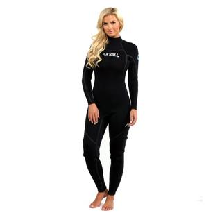 O'Neill Women's Sector 3mm FSW Full Black Wetsuit
