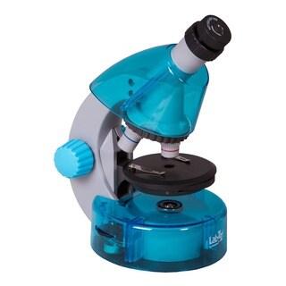 Levenhuk LabZZ Blue Plastic Azure Kids Microscope