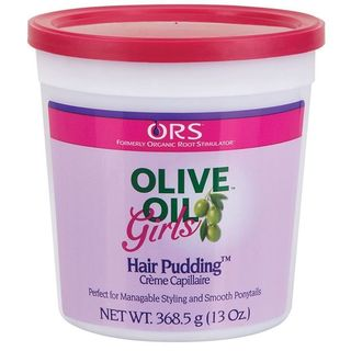 Organic Root Stimulator Olive Oil Girls Built-In Protection 13-ounce Hair Pudding