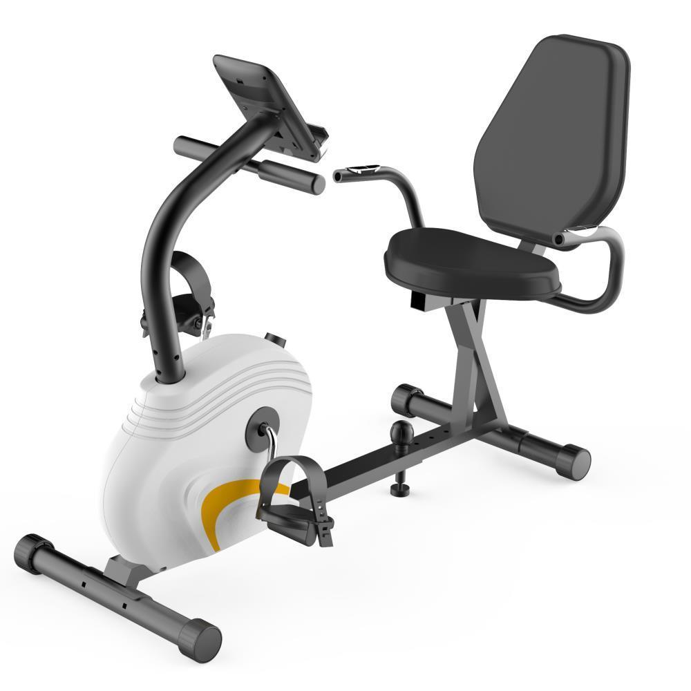 SereneLife SLXB3 Home/ Office Recumbent Exercise Pedaling...