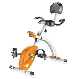 SereneLife SLXB1 Home/Office Under-desk Pedaling Recumbent Exercise Bicycle Machine