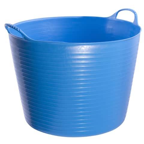 Tubtrugs SP42BL 38 Liters Plastic Tubtrugs Large