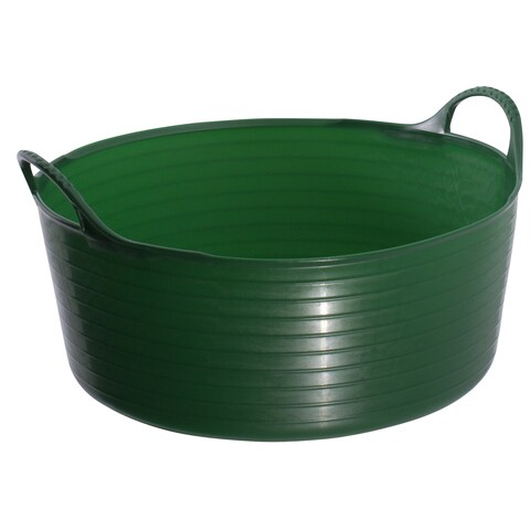 Tubtrugs SP15G 15 Liters Plastic Tubtrugs Small Shallow