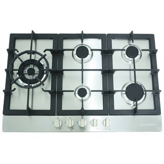 Cosmo Stainless Steel 30-inch Gas Cooktop