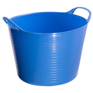 Tubtrugs SP14BL 14 Liter Plastic Tubtrugs Flexibles Small