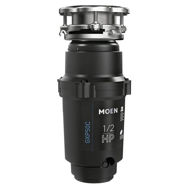MOEN GX Pro Series 1/2 HP Continuous Feed Garbage Disposal
